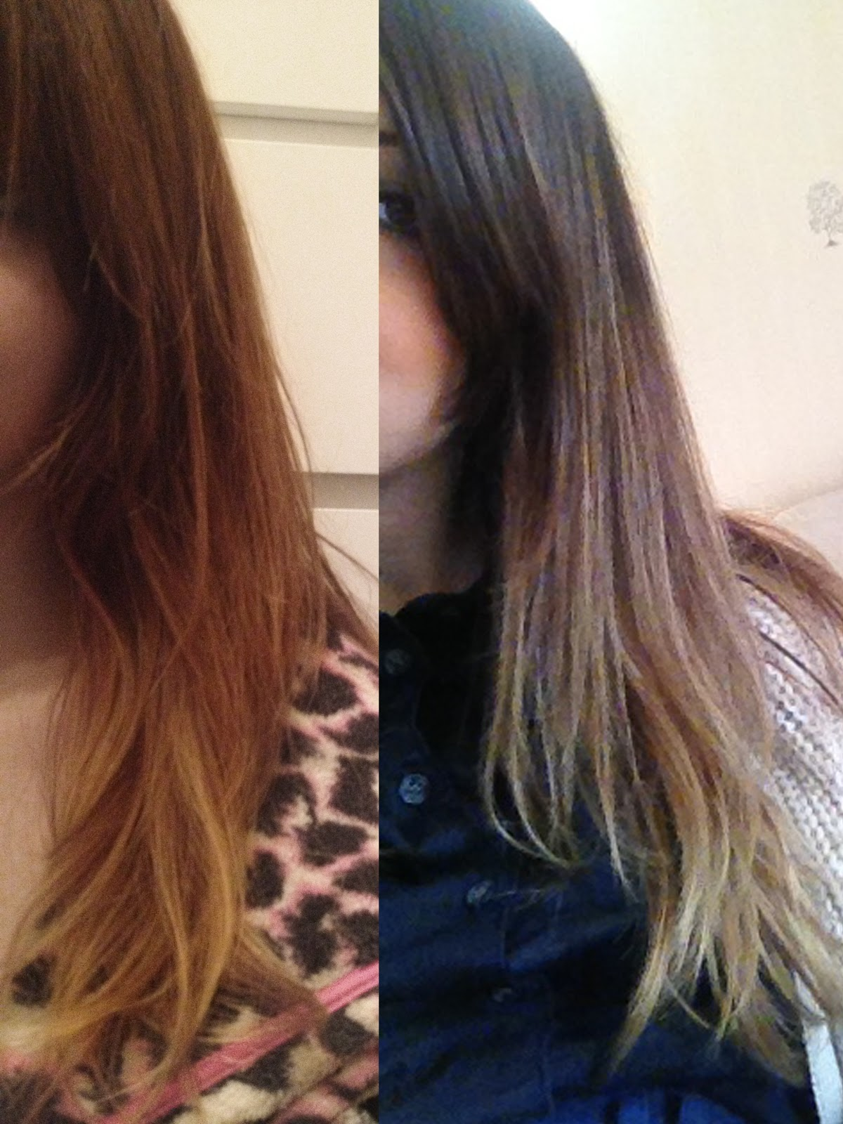 Pampered Poppy How To Refresh Ombre Hair At Home