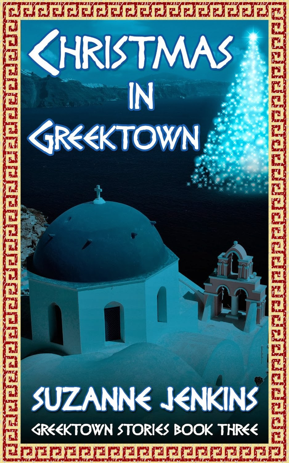 Christmas In Greektown