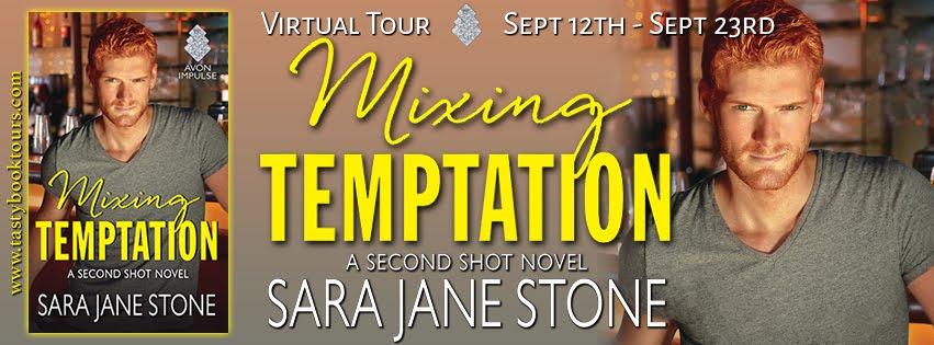 """Mixing Temptation"" by Sara Jane Stone"