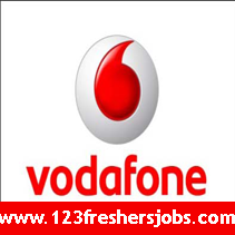 Openings For Freshers in Vodafone
