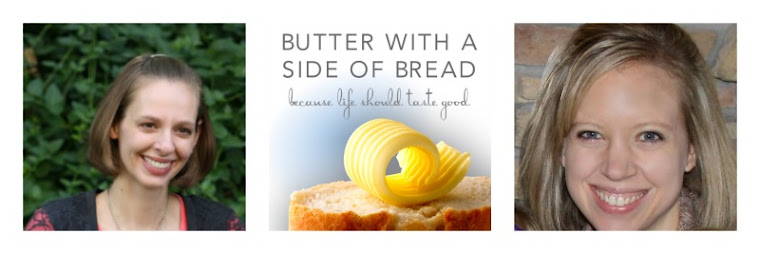 Welcome to Butter, with a Side of Bread!