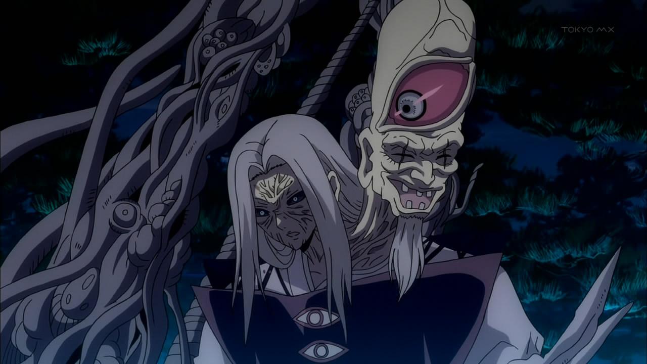 Nurarihyon no Mago: Sennen Makyou - 10 - Lost in Anime