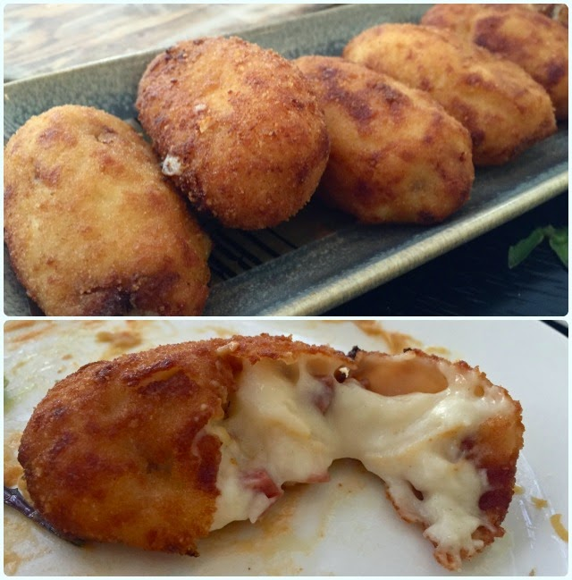 Iberica, Manchester - Croquettes