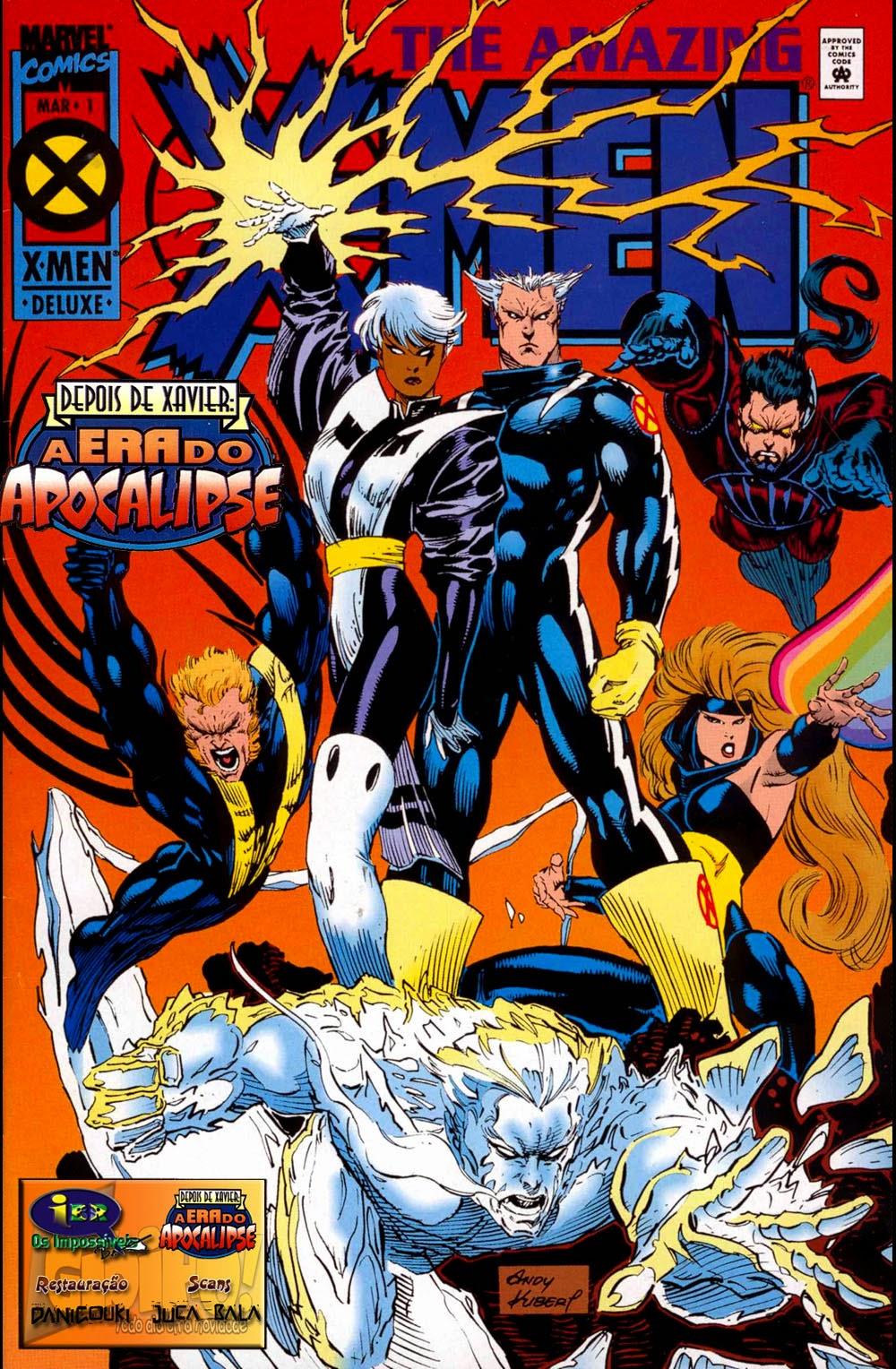 X-Men - A Era do Apocalipse #17