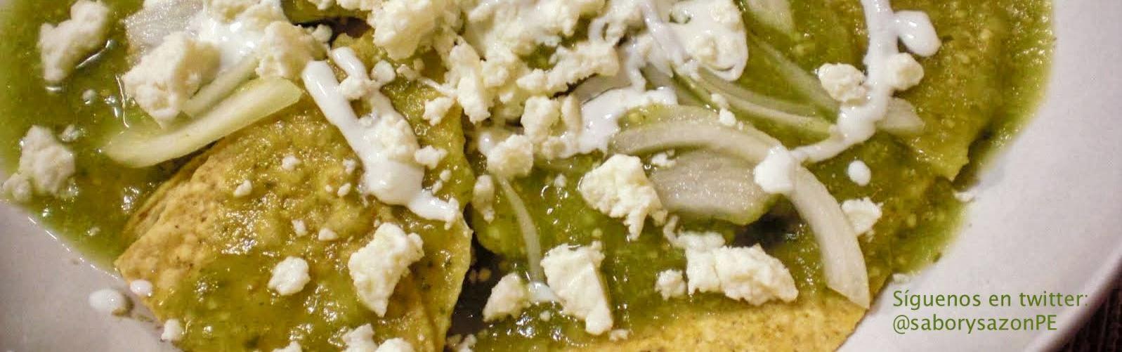 Como preparo chilaqules mexicanos receta de chilaquiles for Comidas mexicanas rapidas y economicas