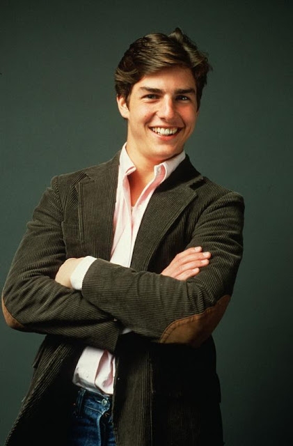 Working Style❉Young Tom Cruise