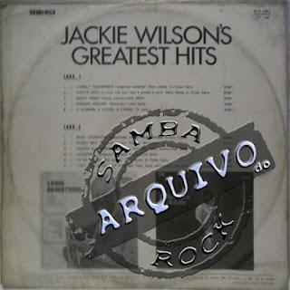 Jackie Wilson Whispers Gettin Louder