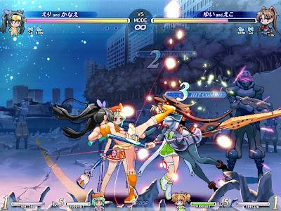 Vanguard Princess PC Game3