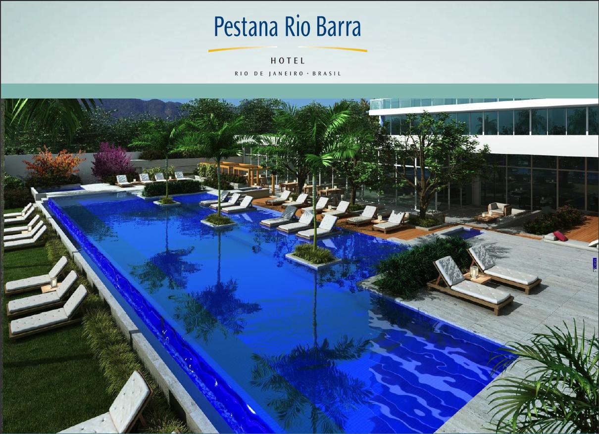 Pestana Barra Hotel