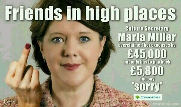 Tories defraud the Tax Payer and get away with it while Benefit Street demonises