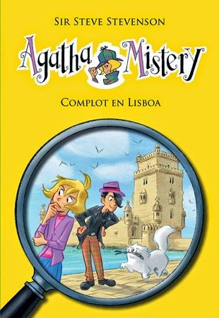 Complot en Lisboa. Agatha Mistery 18 - Sir Steve Stevenson