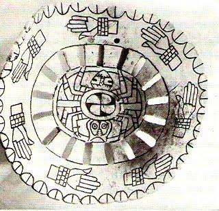 Pajak krzyzak, symbol hinduskiego heliocentryzmu