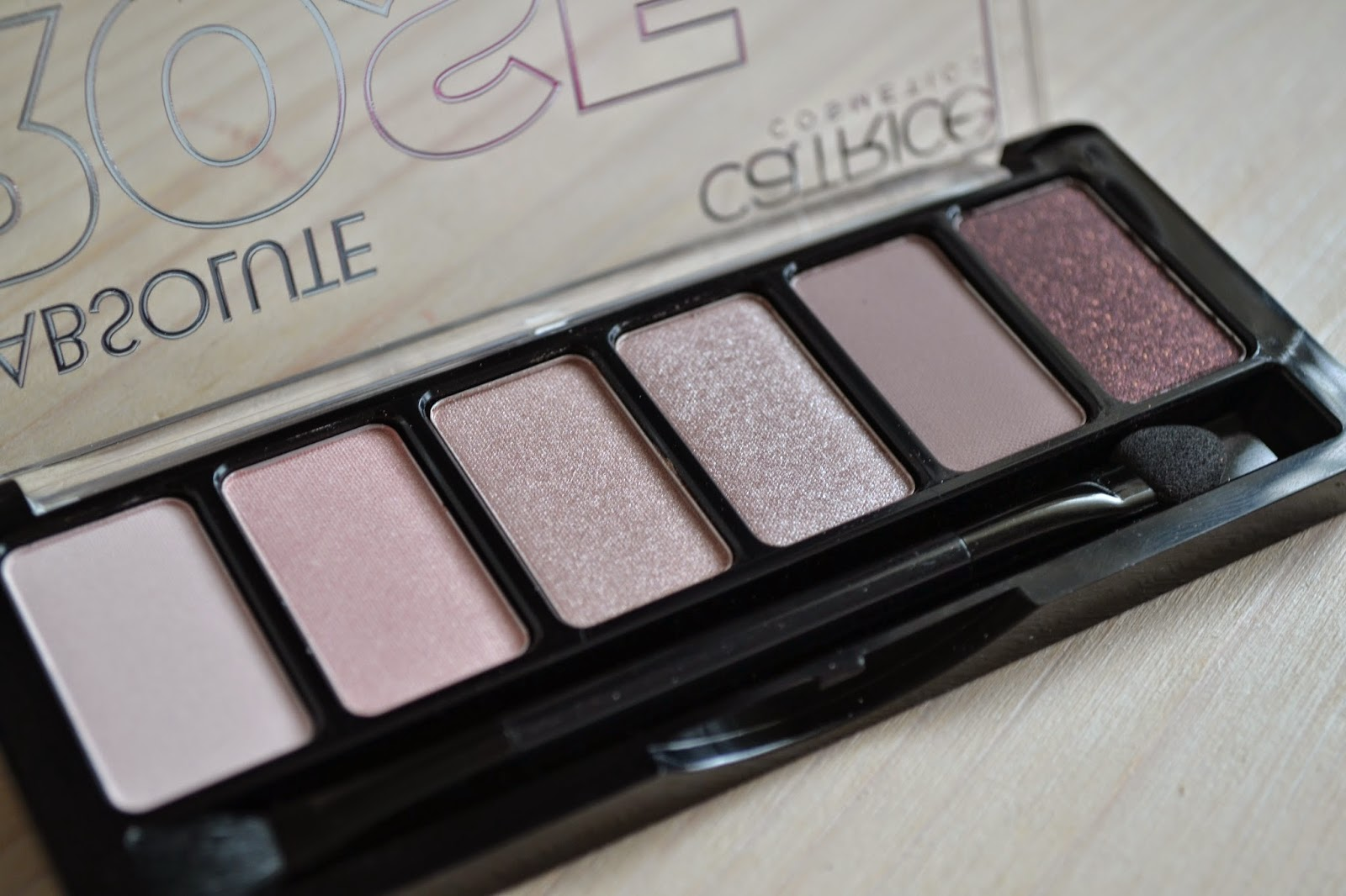 The Joyful Things In Life: Swatches: Catrice Absolute Rose ...
