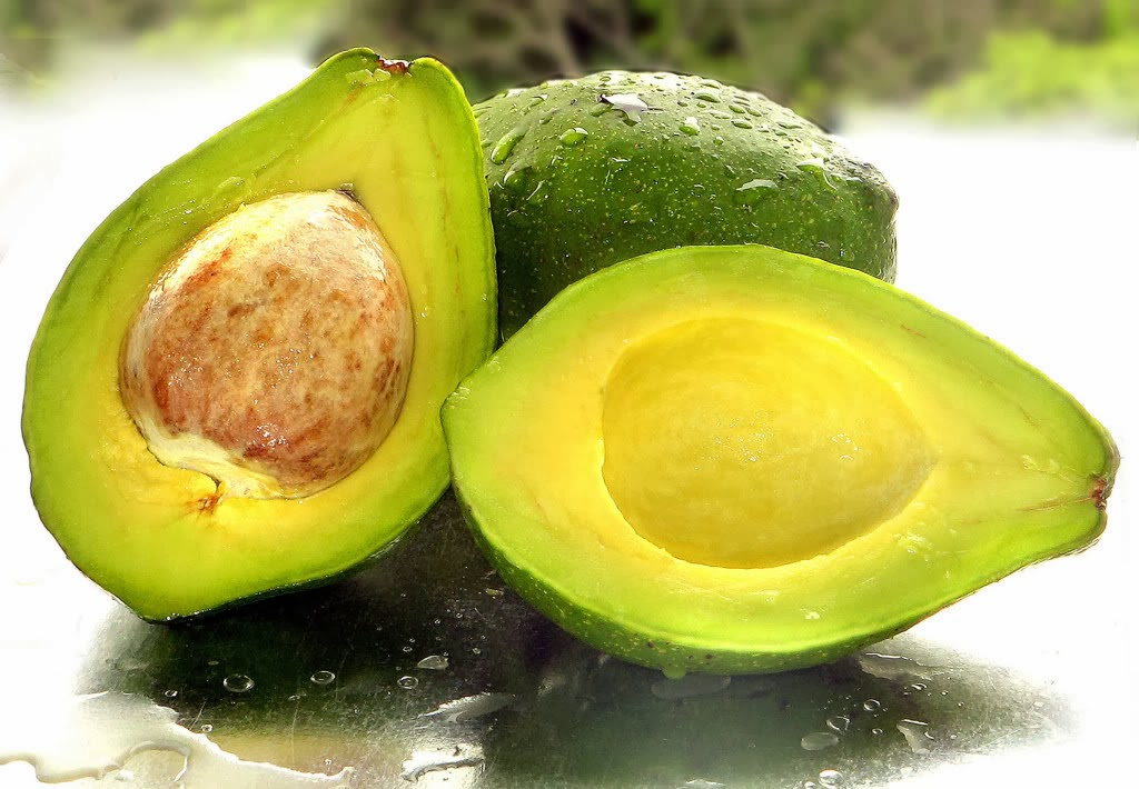 Avocados-superfriuts enriched with vitamin E