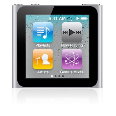 iPod Nano 8th Generation Release Date - Rumors