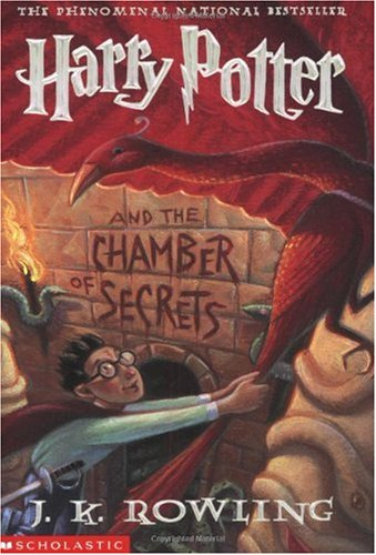 book review for harry potter and the chamber of secrets