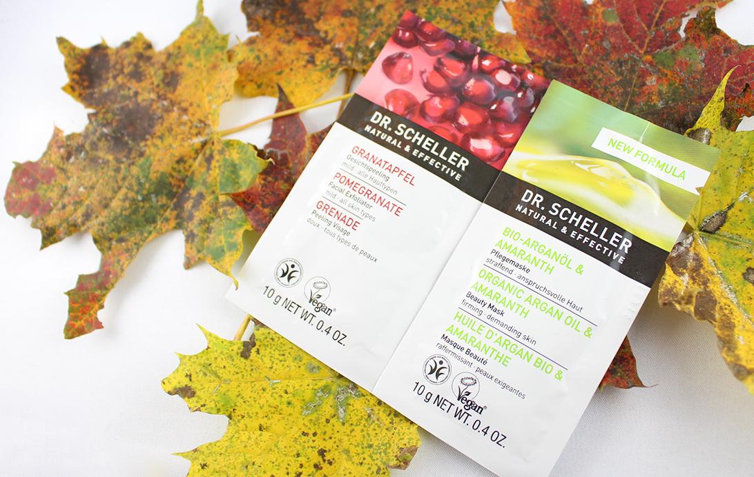 Glossybox Herbstzauber Edition - Dr. Scheller