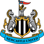Logo Tim Klub Sepakbola Newcastle United PNG