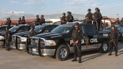 Borderland beat tamaulipas armed group kidnap 6 police and threaten
