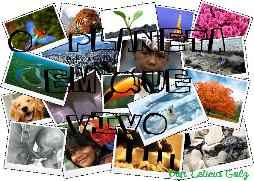 O Planeta em que Vivo