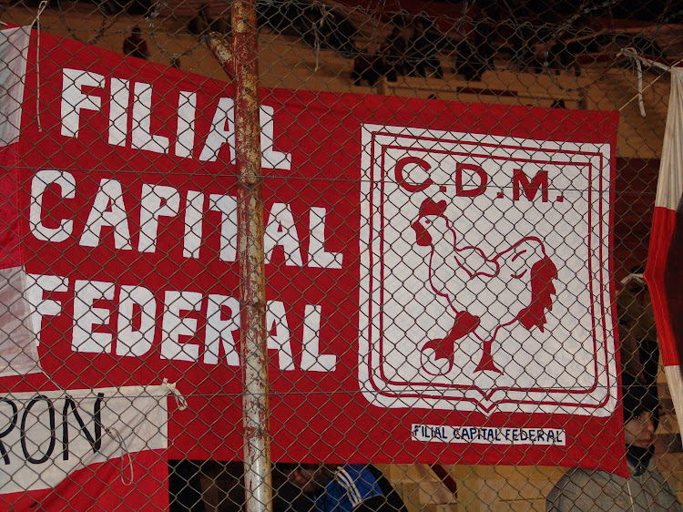 FILIAL CAP. FED. CLUB DEPORTIVO MORON
