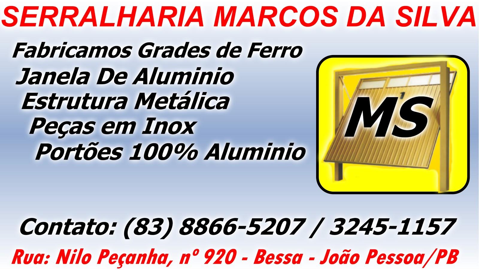 #C5BE06 RUA: NILO PEÇANHA N° 920 BESSA JOÃO PESSOA \ PB. 1066 Portas E Janelas De Aluminio Em Feira De Santana