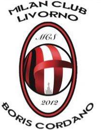 "MILAN CLUB LIVORNO ""BORIS CORDANO"""