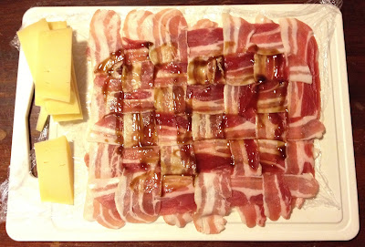 bacon weave for bacon bomb
