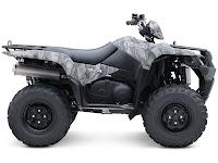 2013 Suzuki KingQuad 500AXi Power Steering Camo ATV pictures 2