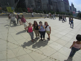 "Old Friends In ""The Bean""  - Chicago"