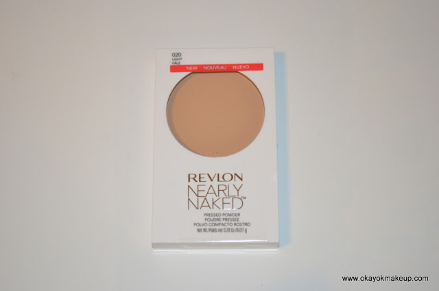 revlon nearly naked setting powder