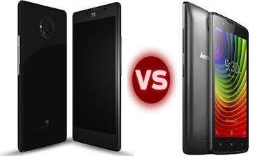 YU YUNIQUE vs Lenovo A2010