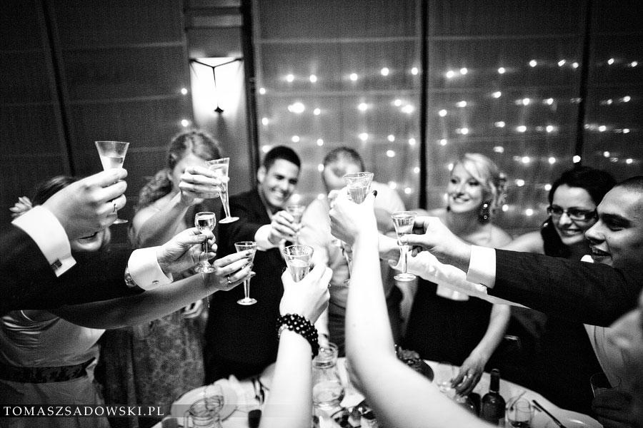 przyjęcie weselne restauracja Obsessja