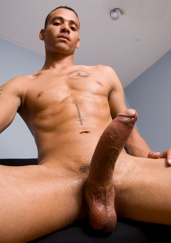 Gay long soft dick