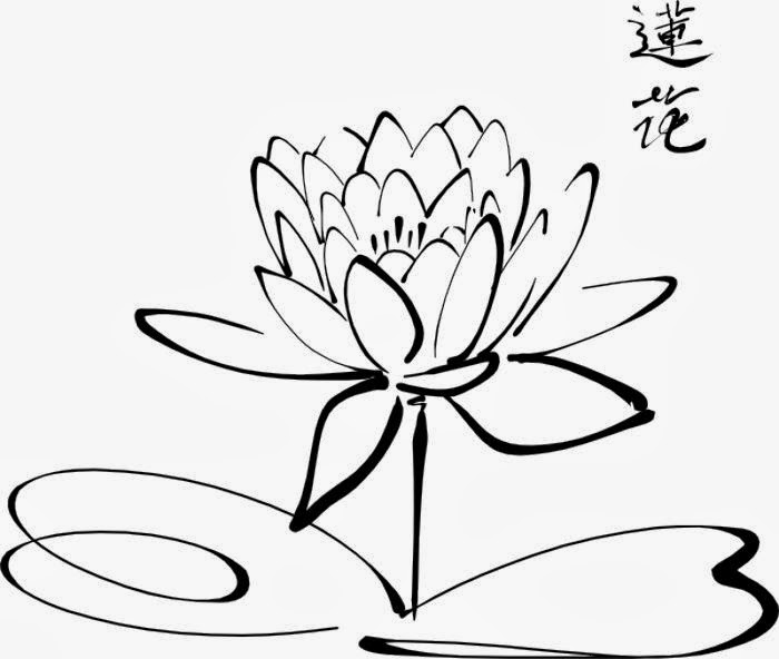 Clip art drawing flowers ccuart Choice Image