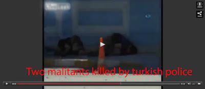 PKK-militants.