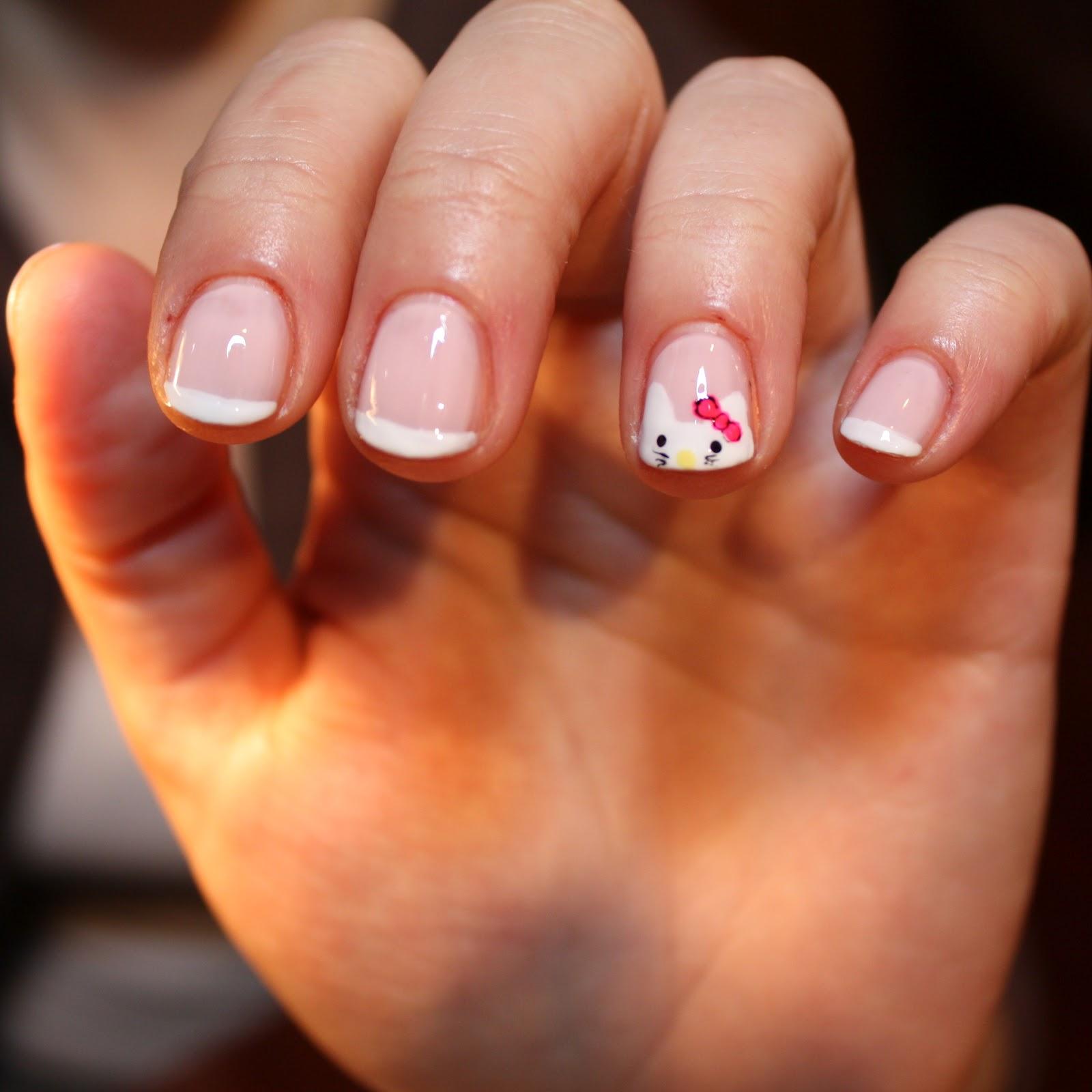 Beauty School Dropouts: Tiny Hearts & Hello Kitty