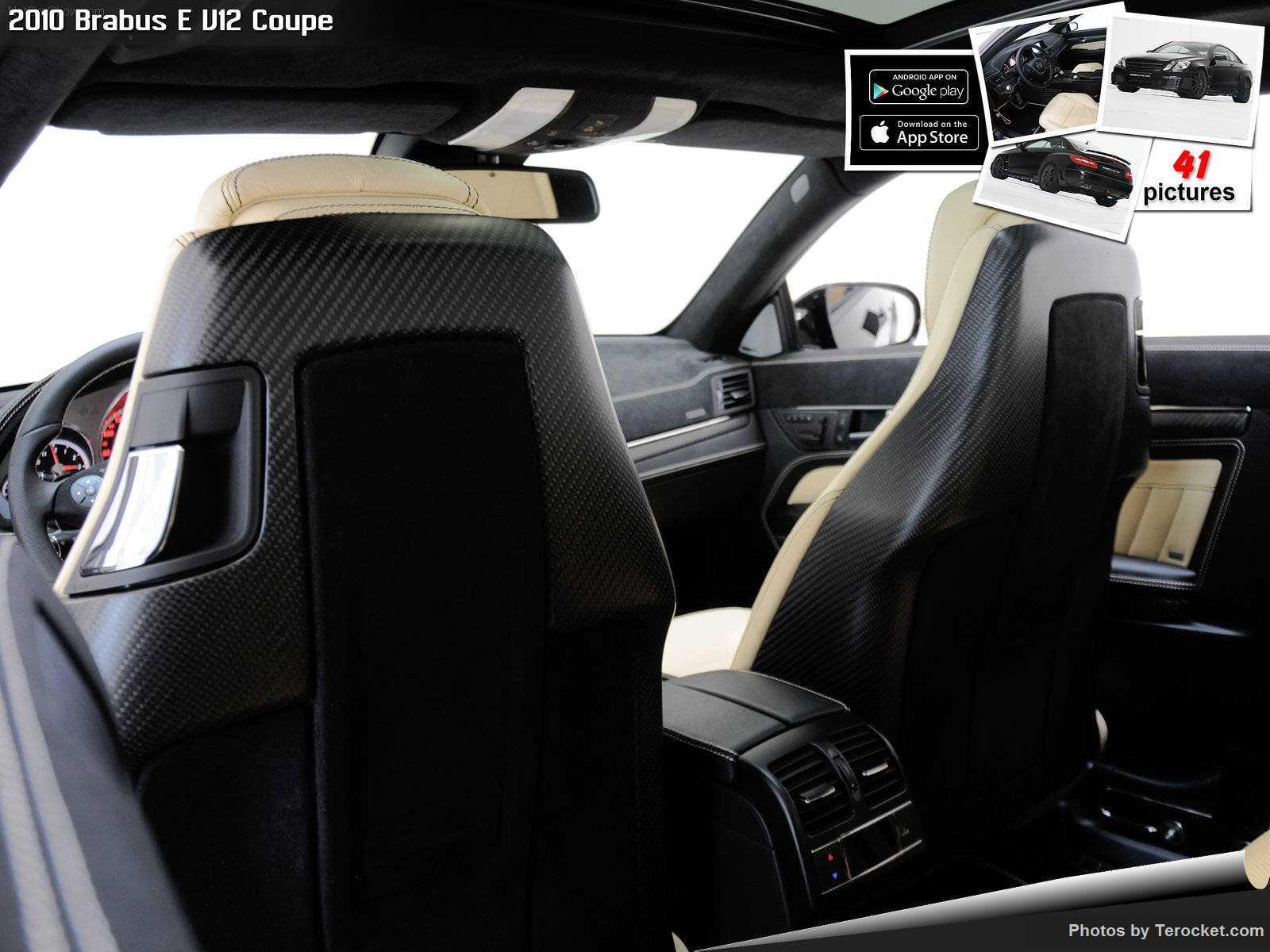 Hình ảnh xe ô tô Brabus E V12 Coupe 2010 & nội ngoại thất
