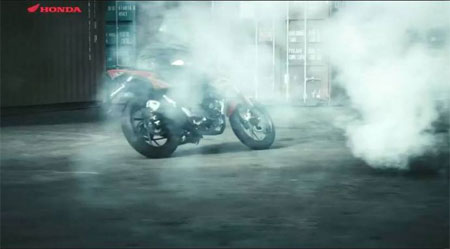 New Honda CB150R SF 2015