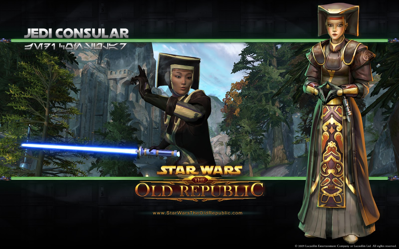 star wars: the old republic wallpaper collection i | hd wallpapers