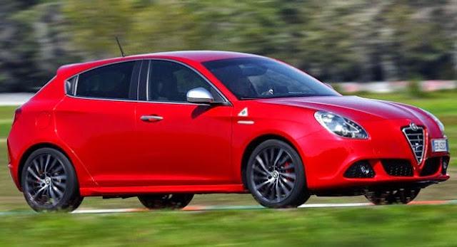 Alfa romeo giulietta 2014 facelift
