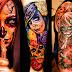 Fotos e Significados de tatuagem de Catrinas