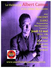 DIRA/ Le théâtre de Albert Camus et les idées libertaires