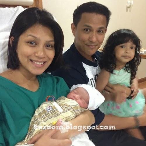 Nana Mahazan Selamat Lahirkan Bayi Lelaki