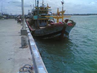 spot mancing kiper / kitang