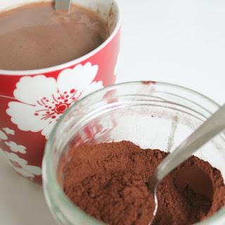 Chocolat en poudre maison