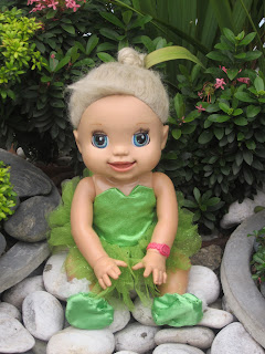 tinkerbell baby alive