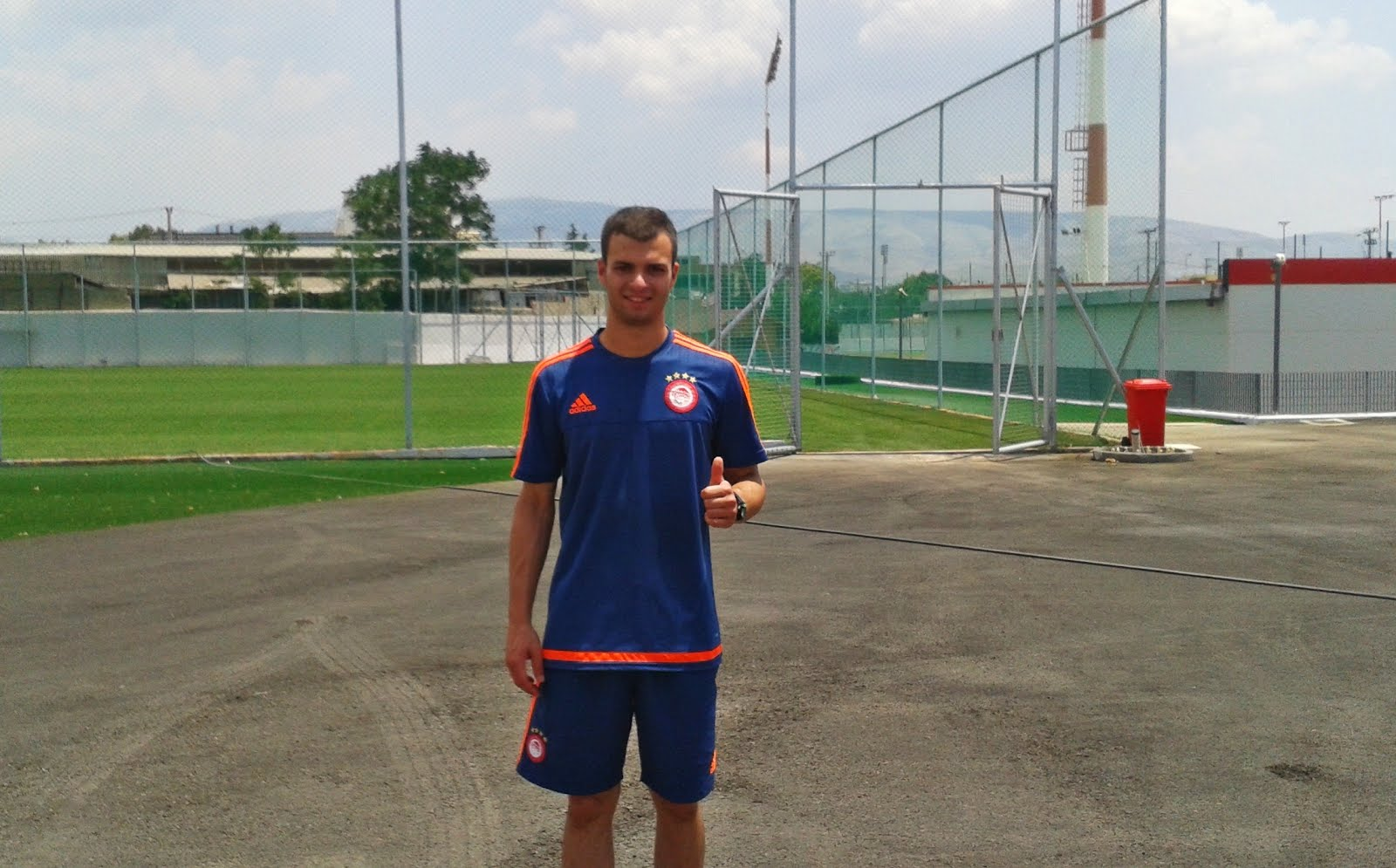 DK Olympiacos Academy