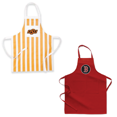 Aprons for Sports Fans