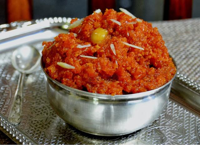 diwali sweet, holi sweet, shankranti sweet dishes, indian sweet dishes, carrot pudding, carrot dessert